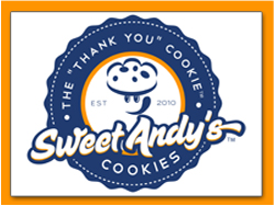 Home Page - Sweet Andy's Cookies